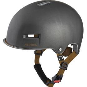 Alpina Grunerlokka - Casque de vélo - gris